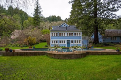 17895 Sweetwater Springs Road, Guerneville, CA 95446 - #: 21904737
