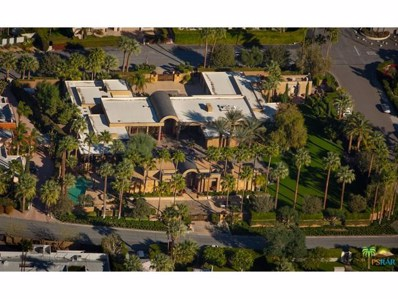 345 S Via Las Palmas, Palm Springs, CA 92262 - #: 15893605PS