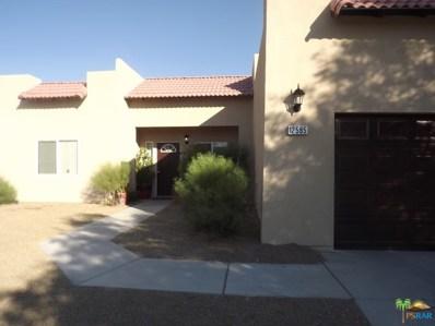 12585 Agua Cayendo Road, Desert Hot Springs, CA 92240 - MLS#: 17210868PS