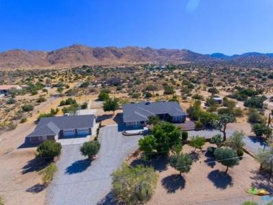 57825 Cortez Drive, Yucca Valley, CA 92284 - MLS#: 17270278PS