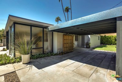 695 S Warm Sands Drive, Palm Springs, CA 92264 - MLS#: 17271400PS