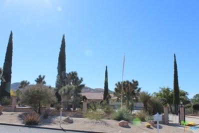 58449 Joshua Lane, Yucca Valley, CA 92284 - MLS#: 17280004PS