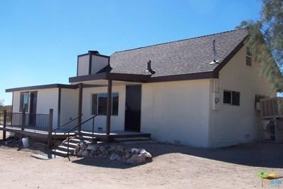 3639 Dusty Mile Road, Landers, CA 92285 - MLS#: 17283614PS