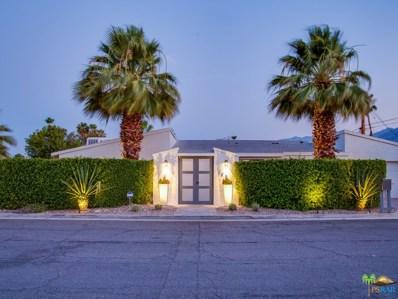 1395 E Granvia Valmonte, Palm Springs, CA 92262 - MLS#: 17285738PS