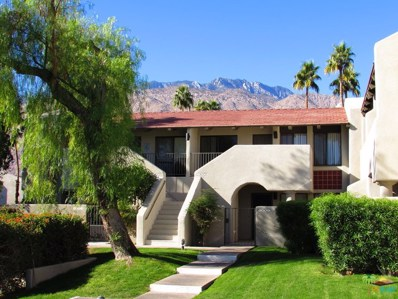 1150 E Amado Road UNIT 16B2, Palm Springs, CA 92262 - MLS#: 17293316PS