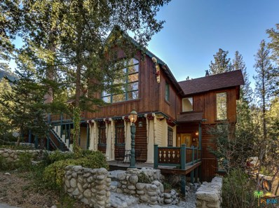 54932 Wildwood Drive, Idyllwild, CA 92549 - MLS#: 17296856PS