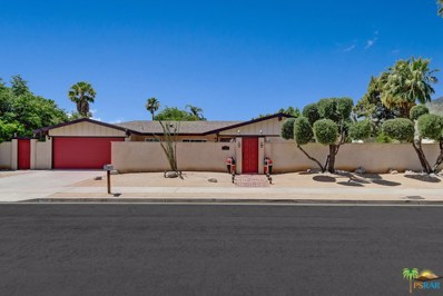 1131 E Pajaro Road, Palm Springs, CA 92262 - MLS#: 18299774PS