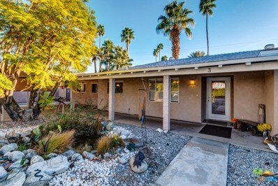 3 Warm Sands Place, Palm Springs, CA 92264 - MLS#: 18300760PS