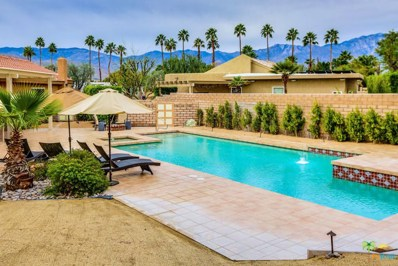 22 San Leandro Court, Rancho Mirage, CA 92270 - MLS#: 18303914PS
