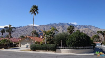 1411 N Via Donna, Palm Springs, CA 92262 - MLS#: 18304404PS