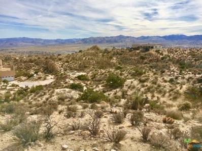 0 Manzanita Drive, Yucca Valley, CA 92284 - MLS#: 18305760PS