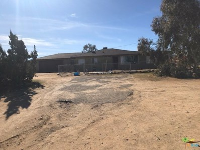 59163 Desert Gold Drive, Yucca Valley, CA 92284 - MLS#: 18308002PS