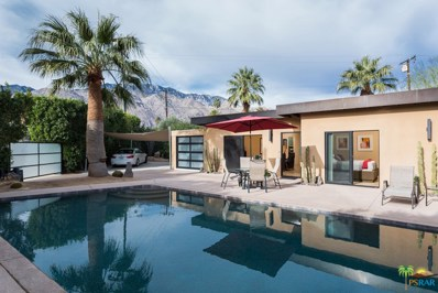 1109 N Sunrise Way, Palm Springs, CA 92262 - MLS#: 18309932PS