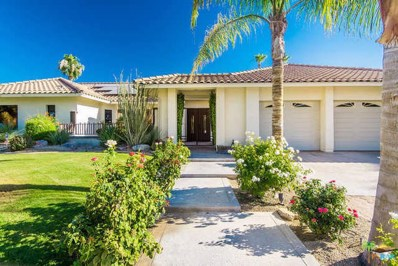 72600 Theodora Lane, Palm Desert, CA 92260 - MLS#: 18314210PS