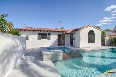 514 S Calle Encilia, Palm Springs, CA 92264 - MLS#: 18314982PS