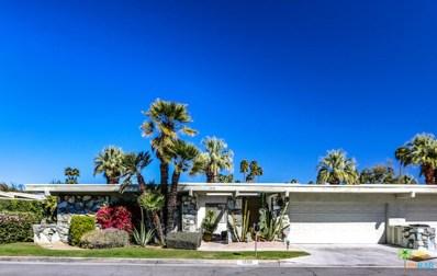 1550 Paseo Vida, Palm Springs, CA 92264 - MLS#: 18315198PS