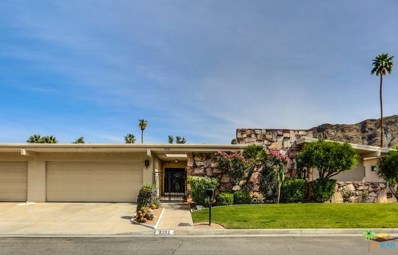 2392 Paseo Del Rey, Palm Springs, CA 92264 - MLS#: 18315280PS