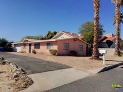 11305 Ambrosio Drive, Desert Hot Springs, CA 92240 - MLS#: 18317238PS