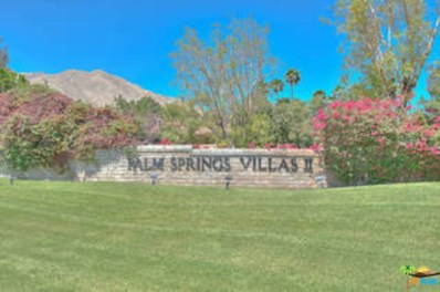 685 N Ashurst Court UNIT H100, Palm Springs, CA 92262 - MLS#: 18322436PS
