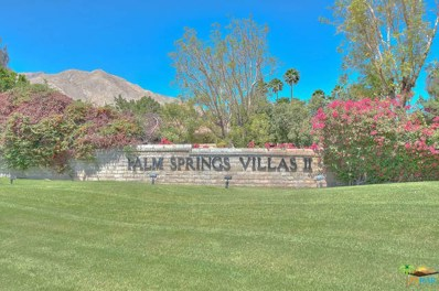 2812 N Auburn Court UNIT F200, Palm Springs, CA 92262 - MLS#: 18322438PS