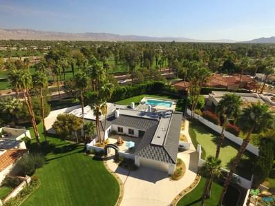 3 Boothill Circle, Rancho Mirage, CA 92270 - MLS#: 18322972PS