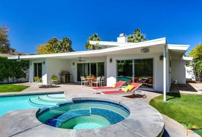 1175 E El Alameda, Palm Springs, CA 92262 - MLS#: 18324330PS