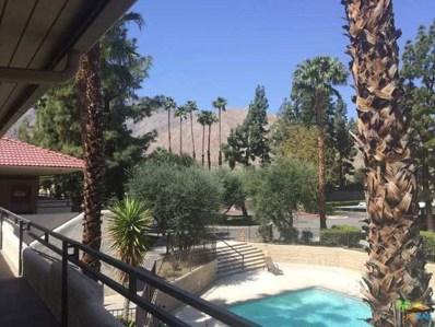 2857 N Los Felices Road UNIT 215, Palm Springs, CA 92262 - MLS#: 18331746PS