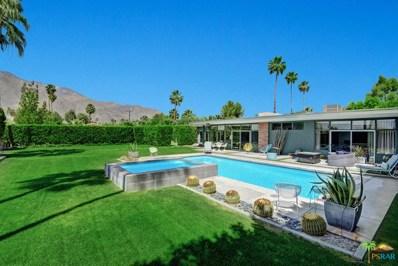 1400 Tamarisk Road, Palm Springs, CA 92262 - MLS#: 18332216PS