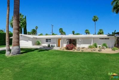 1350 E El Alameda, Palm Springs, CA 92262 - MLS#: 18332656PS