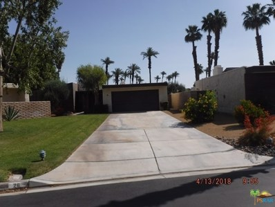 26 Kevin Lee Lane, Rancho Mirage, CA 92270 - MLS#: 18333340PS