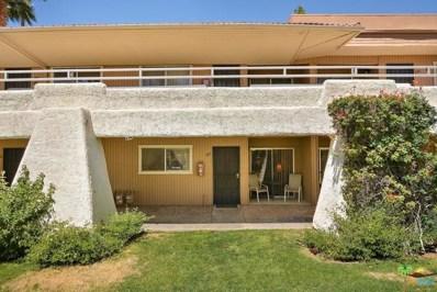 2857 N Los Felices Road UNIT 102, Palm Springs, CA 92262 - MLS#: 18335350PS
