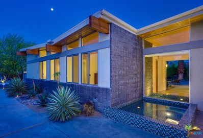1701 Royal Palm Court, Palm Springs, CA 92262 - MLS#: 18335894PS