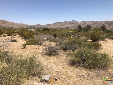 0 Bonita Avenue, Yucca Valley, CA 92284 - MLS#: 18338270PS