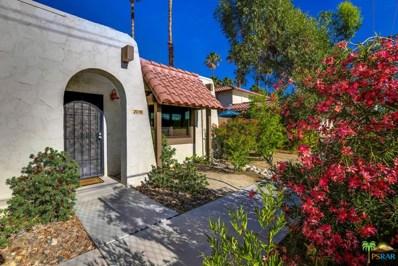 2016 N Mira Vista Way, Palm Springs, CA 92262 - MLS#: 18340384PS