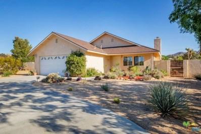58217 Joshua Drive, Yucca Valley, CA 92284 - MLS#: 18341088PS