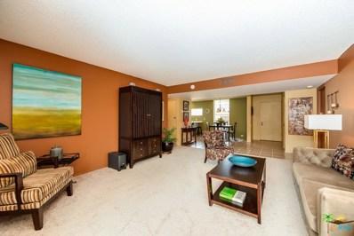 251 E La Verne Way UNIT G, Palm Springs, CA 92264 - MLS#: 18341188PS