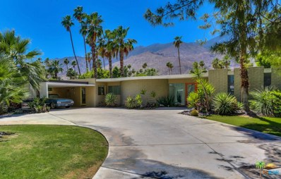 1061 S Sagebrush Road, Palm Springs, CA 92264 - MLS#: 18344394PS