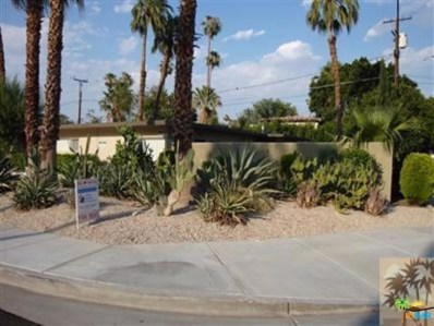 590 S Calle Palo Fierro UNIT 5, Palm Springs, CA 92264 - MLS#: 18345182PS