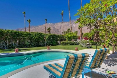 1031 E El Conquistador, Palm Springs, CA 92262 - MLS#: 18348374PS