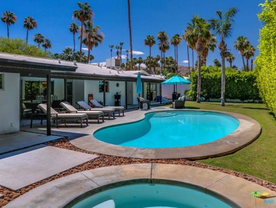 1133 S Calle Rolph, Palm Springs, CA 92264 - MLS#: 18352416PS