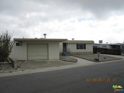 69258 Golden West Drive, Desert Hot Springs, CA 92241 - MLS#: 18352652PS