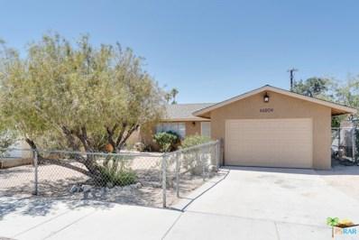 66209 1st Street, Desert Hot Springs, CA 92240 - MLS#: 18353188PS