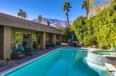 766 E Spencer Drive, Palm Springs, CA 92262 - MLS#: 18353456PS