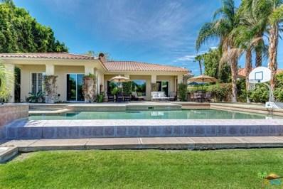 404 Loch Lomond Road, Rancho Mirage, CA 92270 - MLS#: 18354368PS