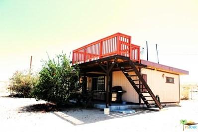 3388 Dusty Mile Road, Landers, CA 92285 - MLS#: 18354700PS