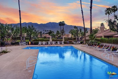 1655 S Beverly Drive UNIT E, Palm Springs, CA 92264 - MLS#: 18354888PS