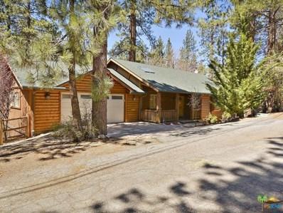 989 Sahuaro Way, Big Bear, CA 92314 - MLS#: 18355012PS