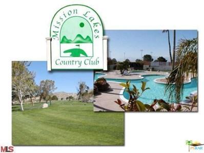 9639 Spyglass Avenue UNIT 46, Desert Hot Springs, CA 92240 - MLS#: 18357316PS