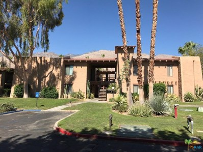 1050 E Ramon Road UNIT 20, Palm Springs, CA 92264 - MLS#: 18357332PS