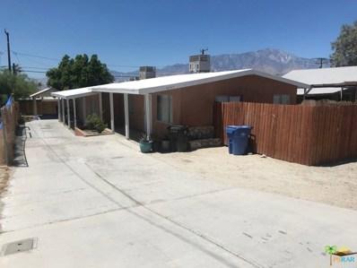 66349 2nd Street, Desert Hot Springs, CA 92240 - MLS#: 18359866PS